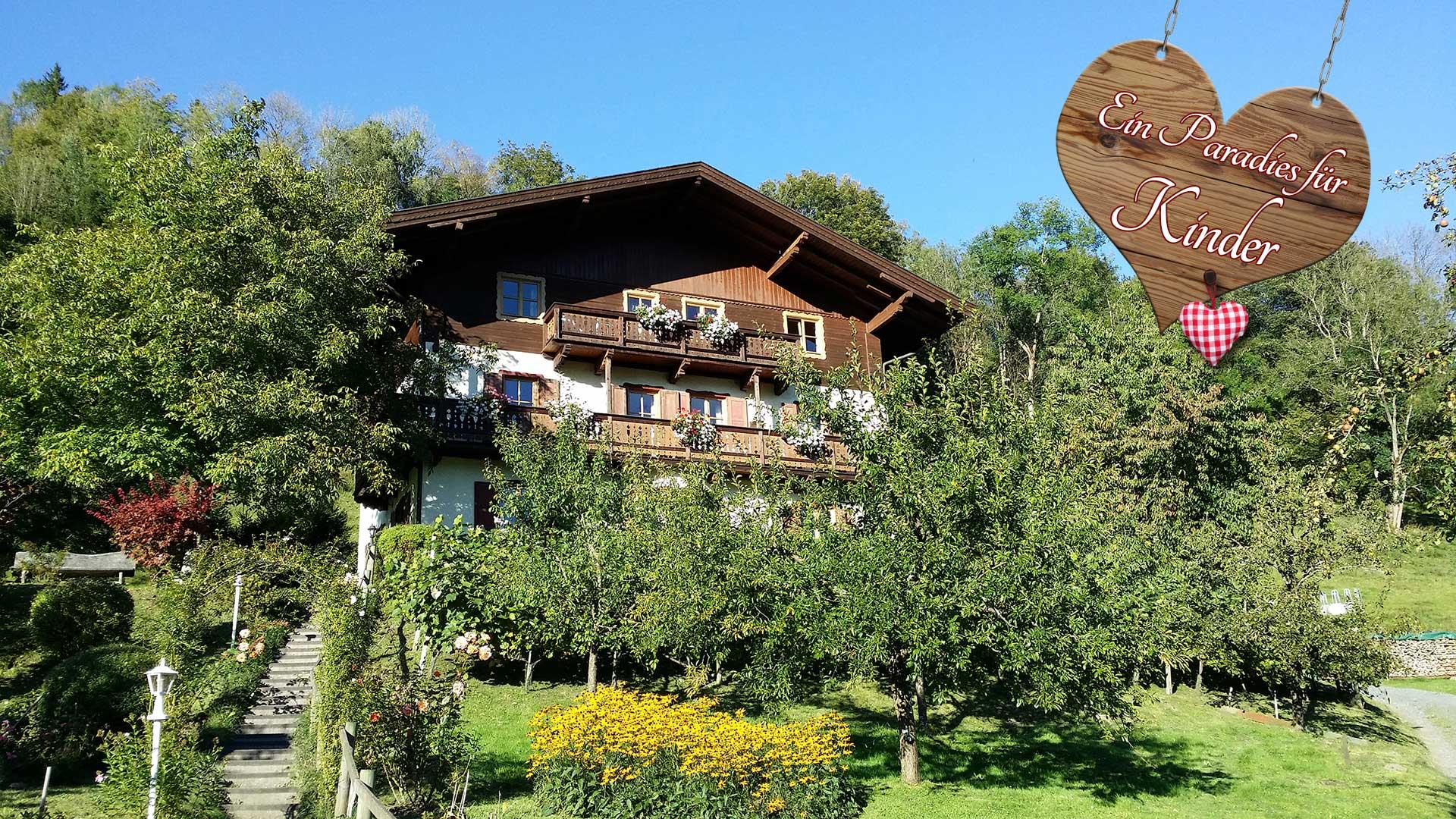 Landhaus Antonia in Bruck nahe Zell am See und Kaprun