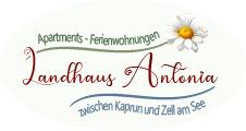 Landhaus Antonia und Weißes Rössl, Ferienwohnungen Logo